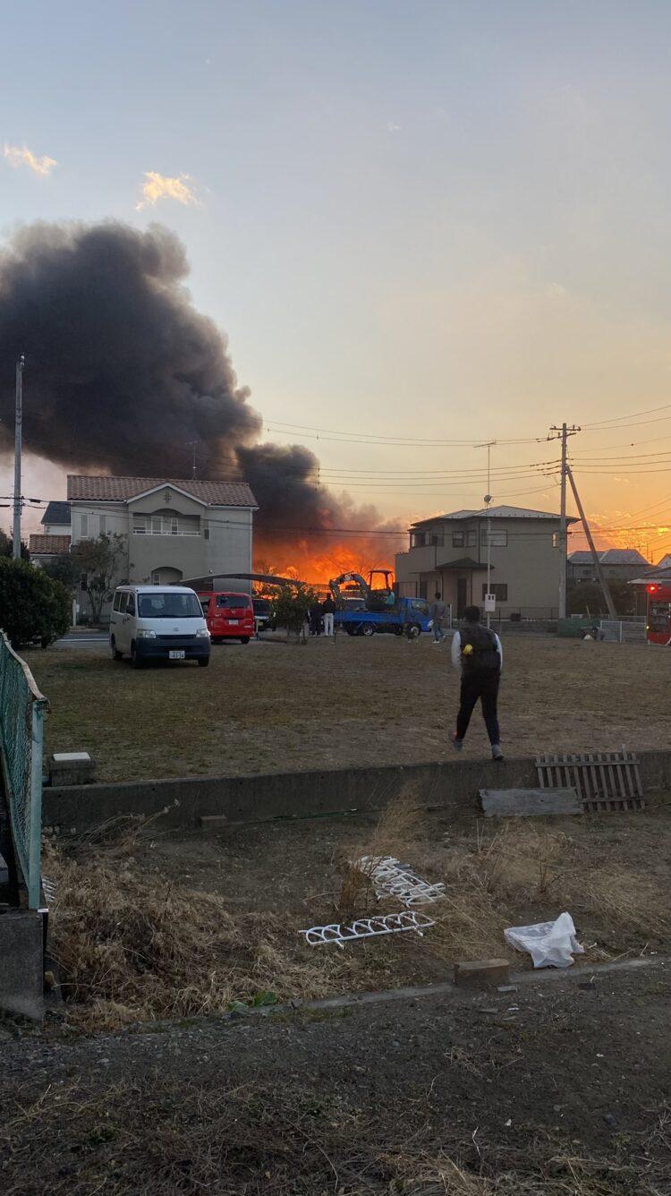 火事 リアルタイム 川崎