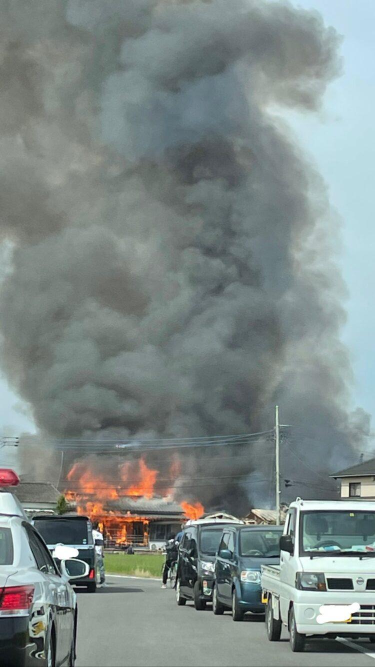 栃木 県 火事