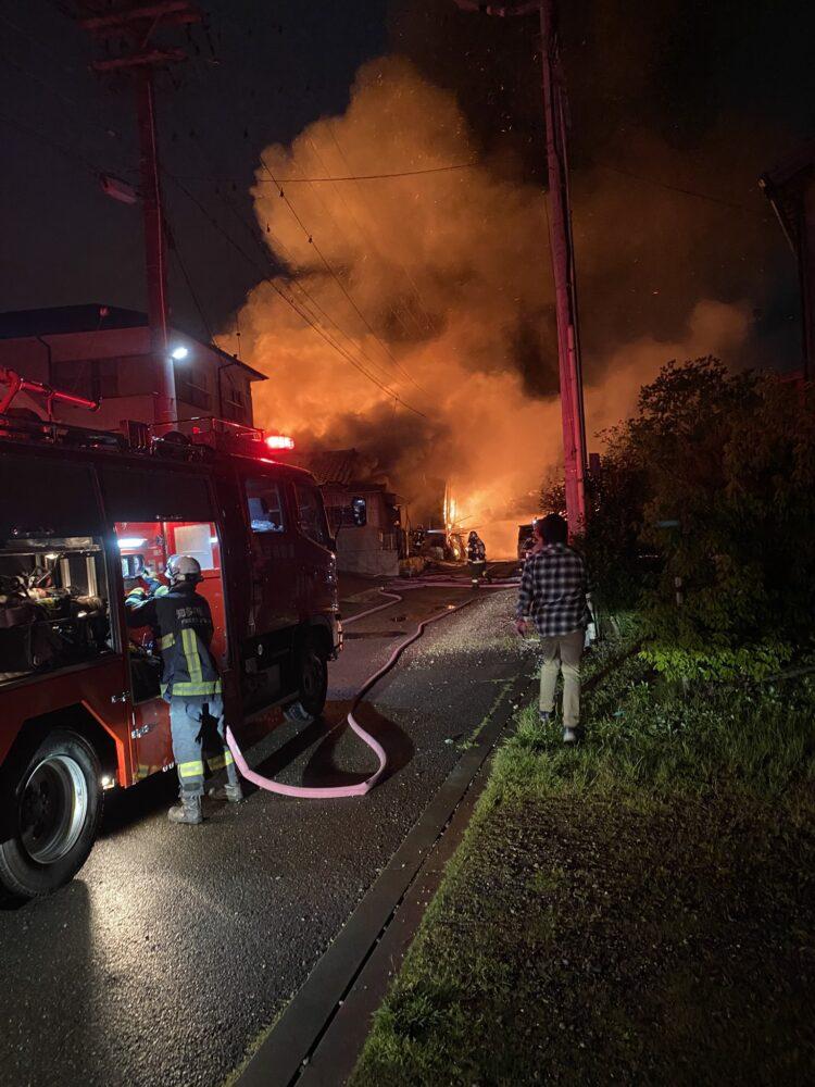 徳島 市 火事